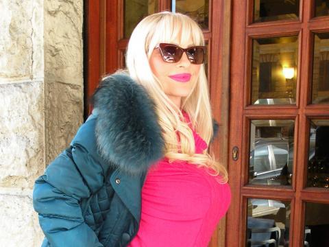 Ilona Staller. Roma 2013