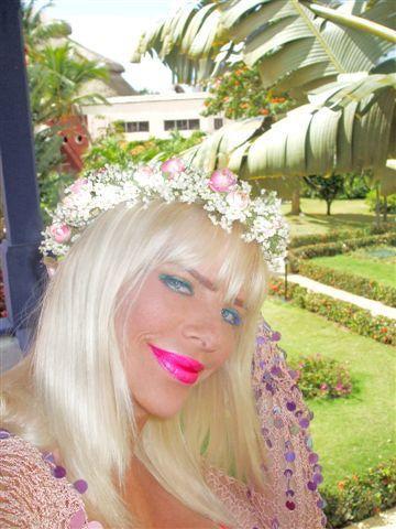 Cicciolina a Santo Domingo