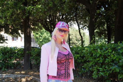 Ilona Staller. Roma 2015
